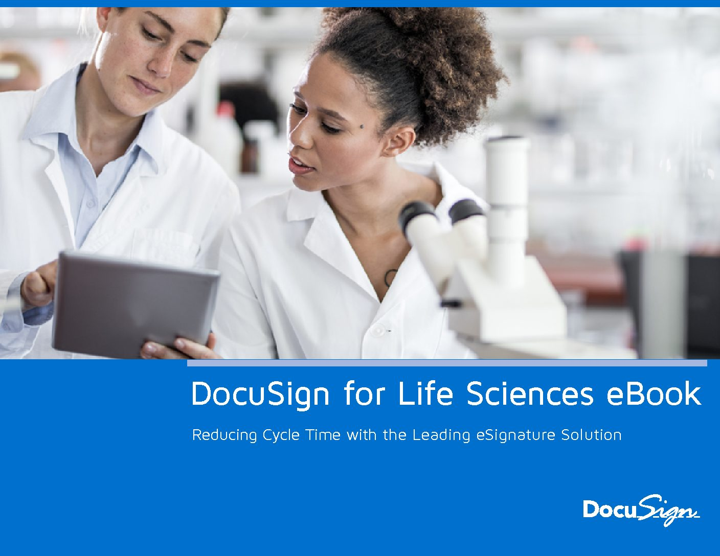 DocuSign for Life Sciences eBook