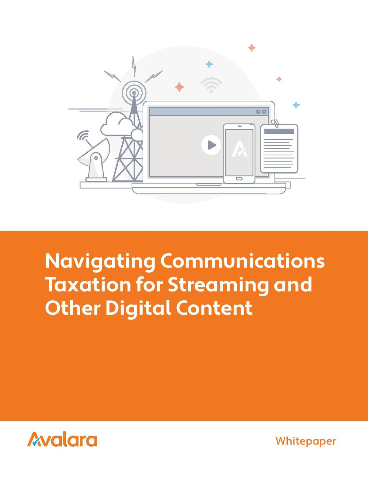Whitepaper on Communications Taxation for Streaming