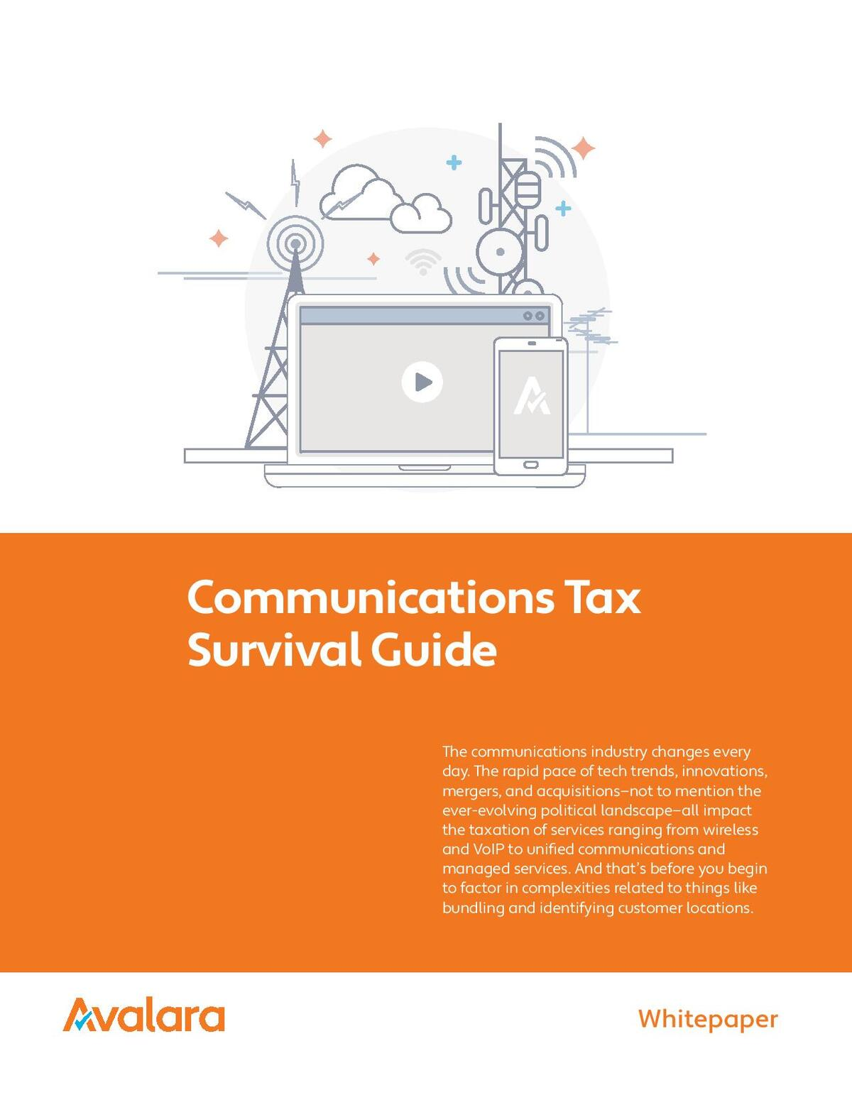 White paper - Communications Tax Survival Guide